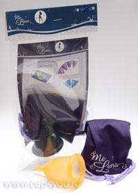 65ca4009001f Менструальные чаши и капы MeLuna (Мелуна), купить Meluna, цена ...